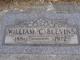 """William Calvin """"Callie"""" Blevins"""
