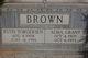 Alma Grant Brown