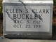 Ellen S. <I>Clark</I> Buckley