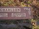 Johanna <I>Johnson</I> Charlson