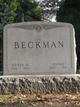 Annie <I>Schweppe</I> Beckman