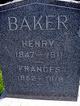 Profile photo:  Henry Baker