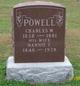 """Nancy T. """"Nannie"""" <I>Gorrell</I> Powell"""
