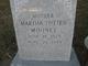 Martha <I>Totten</I> Mooney