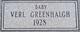 Verl Greenhalgh