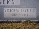 "Profile photo:  Victoria Ruhanna ""Victory"" <I>Layfield</I> Rogers"