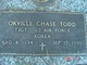 Orville Chase Todd
