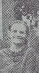 Nancy Clarrisa <I>Troxell</I> Thomas