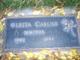 "Profile photo:  Oletta ""Lettie"" <I>Michaelson</I> Carlile"