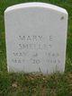 Mary Elizabeth <I>Smith</I> Shelley