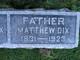 Matthew Dix