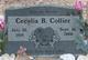 Profile photo:  Cecelia B. <I>Karalich</I> Collier
