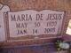 Maria de Jesus Aguilar