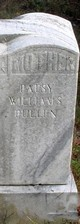 Profile photo:  (Martha) Patsy <I>Williams</I> Pullen