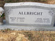 Profile photo:  Anne <I>Allen</I> Allbright