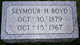 Horatio Seymore Boyd