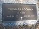 Thomas Randall Cochran