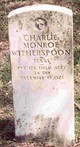 Charlie Monroe Witherspoon