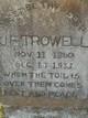 J. F. Trowell