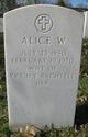 Profile photo:  Alice McKee <I>Walsh</I> Bachtell