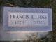 Francis E Foss