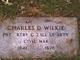 Charles D Wilkie