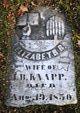 Elizabeth R Knapp