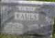 Profile photo:  Olive Mary <I>Breazeale</I> Rauls