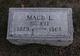 Maude L Brooks