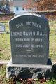 Profile photo:  Irene <I>Davis</I> Ball