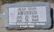 Alan Dean Amunrud