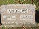 Profile photo:  Clara May <I>Wilcox</I> Andrews