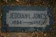 Jedediah L. Jones