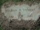 William B Stewart