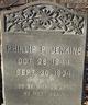 Phillip P. Jenkins