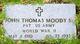 Profile photo:  John Thomas Moody, Sr