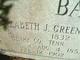 Elizabeth J <I>Green</I> Barnes