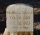Harrell Adams