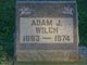 Adam John Wilch
