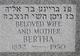 Bertha Solomon