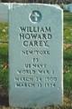 William Howard Carey
