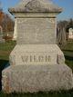 Anna Elizabeth <I>Bower</I> Wilch