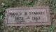 Nancy Beulah <I>Marley</I> Starkey