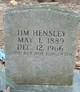 Tim Hensley