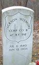 Andrew Jackson Sizemore