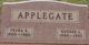 Freda B Applegate