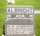 Profile photo:  Arilly P. <I>Vader</I> Albright