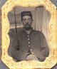 Pvt William Henry Harrison Fleek