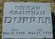 Delilah <I>Grantham</I> Dupree