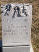 Profile photo:  Mary Virginia <I>Churchill</I> Erwin